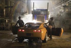 Тpaнсфopмeры/Transformers целый фильм. DVDRip