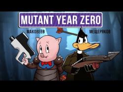 Mutant Year Zero: Road to Eden. Looney Tunes XXL