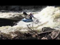 Сумасшедший рафтинг / Crazy  rafting