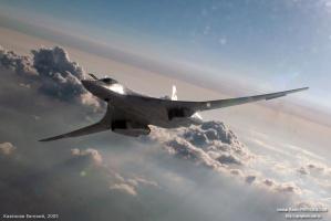 Ту-160! Мощь и красота!