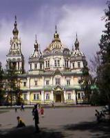 Храм в Алматы