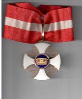 Орден Короны Италии, 2 степ.