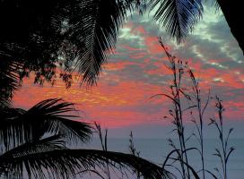 Зарево над Атлантикой...