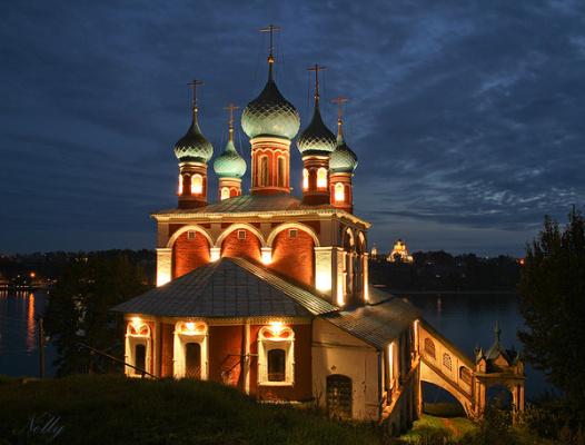 Преображенско-Казанская ц.