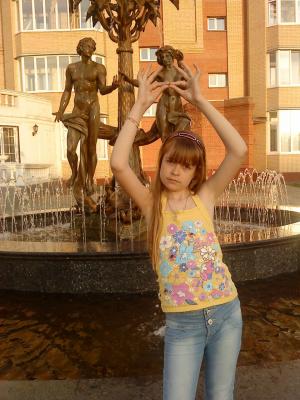 Моя доча