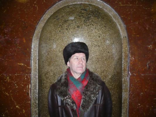 """В метро """"Красные ворота"""""""