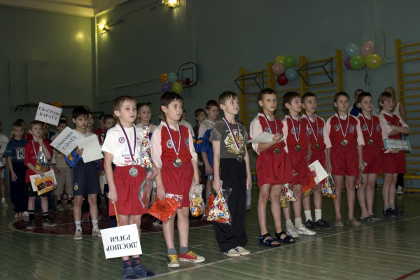 Первенство Советского района по Смешаным видам спорта декабрь 2006 г.