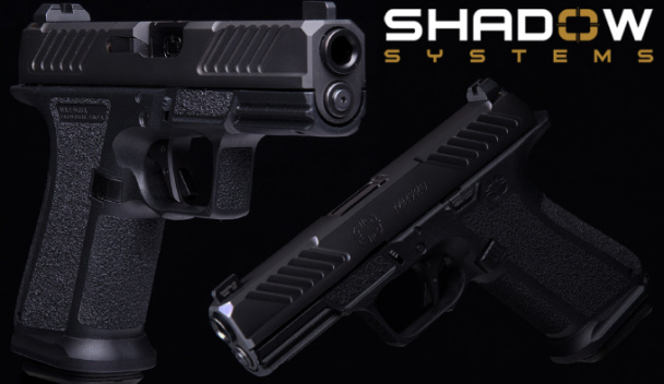 Пистолет Shadow Systems MR920 Combat